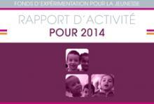 Rapport d'activité du FEJ - 2014