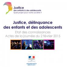 Justice, délinquance des enfants et des adolescents