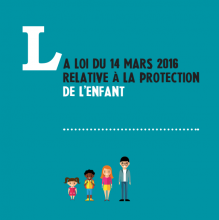 Petit guide sur réforme de la protection de l'enfance de 2016